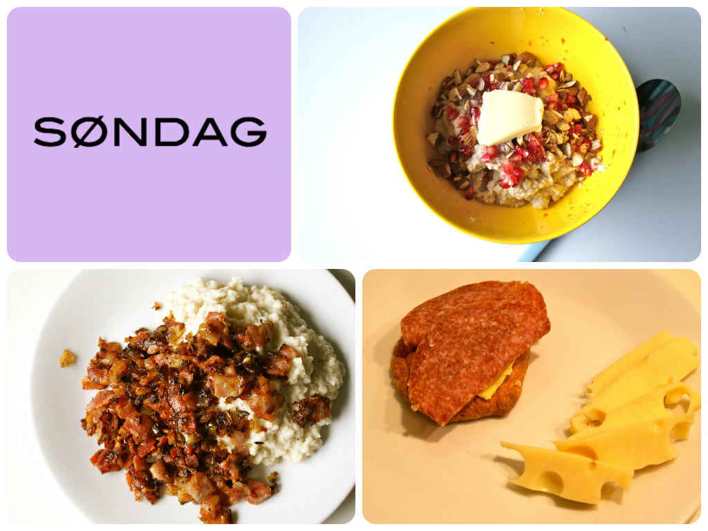 Søndag 2 collage