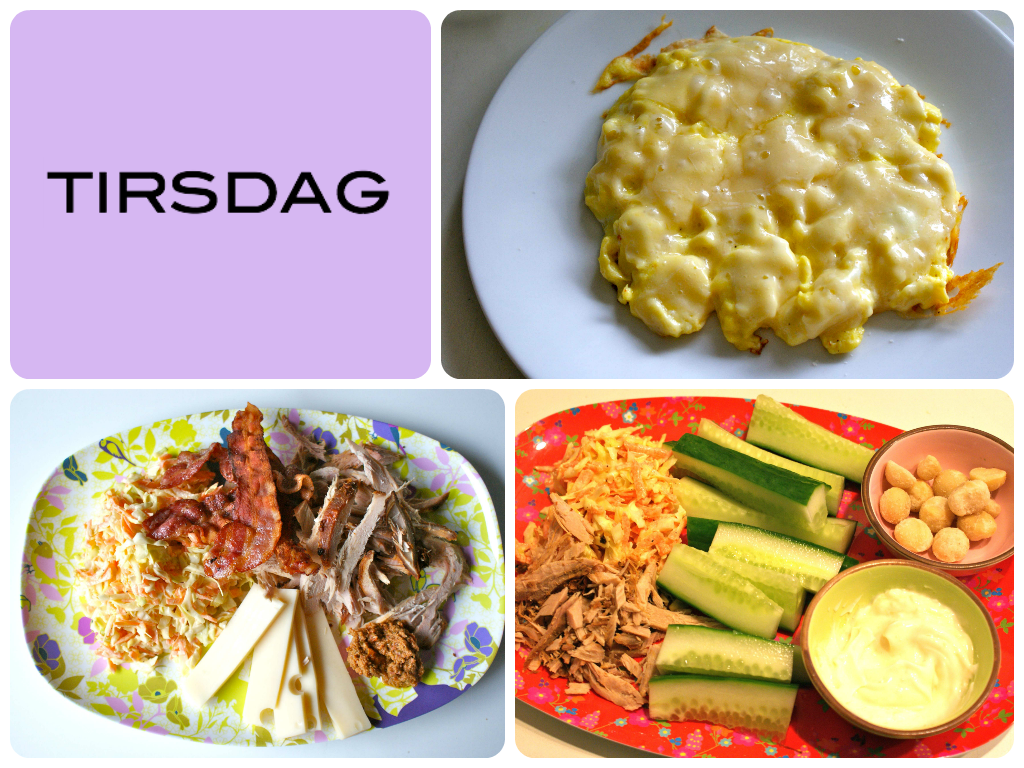 Tirsdag 2 collage