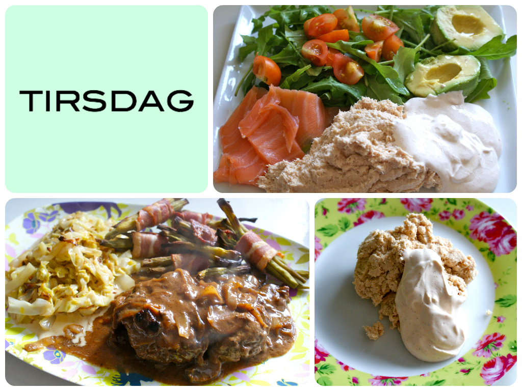 tirsdag collage